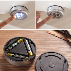 Touch clap lamp emergency wall light cabinet LED night on bed book light for car Interior Lights