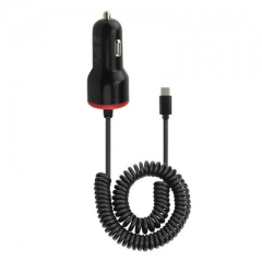 Mini USB Car Charger Hardwire Charging Kit for Dash Cam Camcorder Power Adapter Cord Cable Chargeur