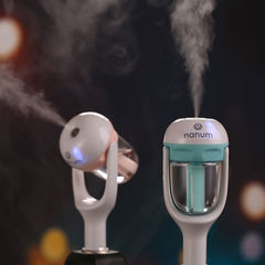 Car Charger Humidifier Mini Air Purifier Aroma Diffuser Auto Air Freshener Aromatherapy Mist Maker