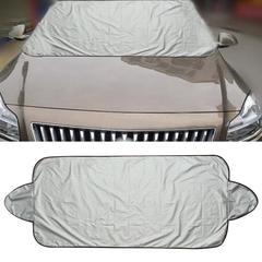 Car Snow Ice Protector Visor Sun Shade Front Rear Windshield Cover Block Shields Drop Shipping