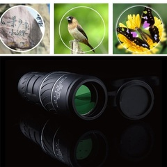 NEW Sport Camping Telescope Handheld Day & Night Vision 16x52 HD Optical Monocular Hunting Hiking black 145mm*52mm