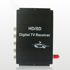 ATSC USA Digital TV Tuner Receiver Box 50-810MHz United States Canada Tuners External Mobile CarTV As shown 11*7.3*3 CM
