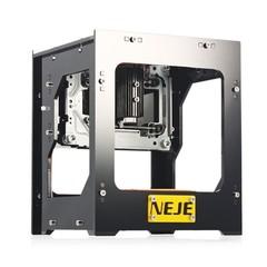 NEJE DK - 8 - FKZ 1500mW USB DIY Laser Engraver Pr BLACK