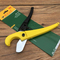 Quick shear Aluminum pipe water pipe small scissors Pipe cutter 42mm pipe cutter PVC pipe cutter as shown One size