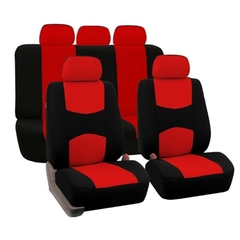 New high-quality universal car seat cover car interior decoration protection universal red Unified size