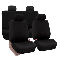 New high-quality universal car seat cover car interior decoration protection universal black Unified size