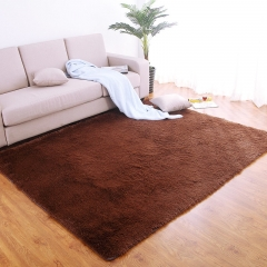 thick Anti-slip  Carpets For Living Room Modern Area Rug For Bedroom Soft and Comfortable Mat Coffee 120*200cm