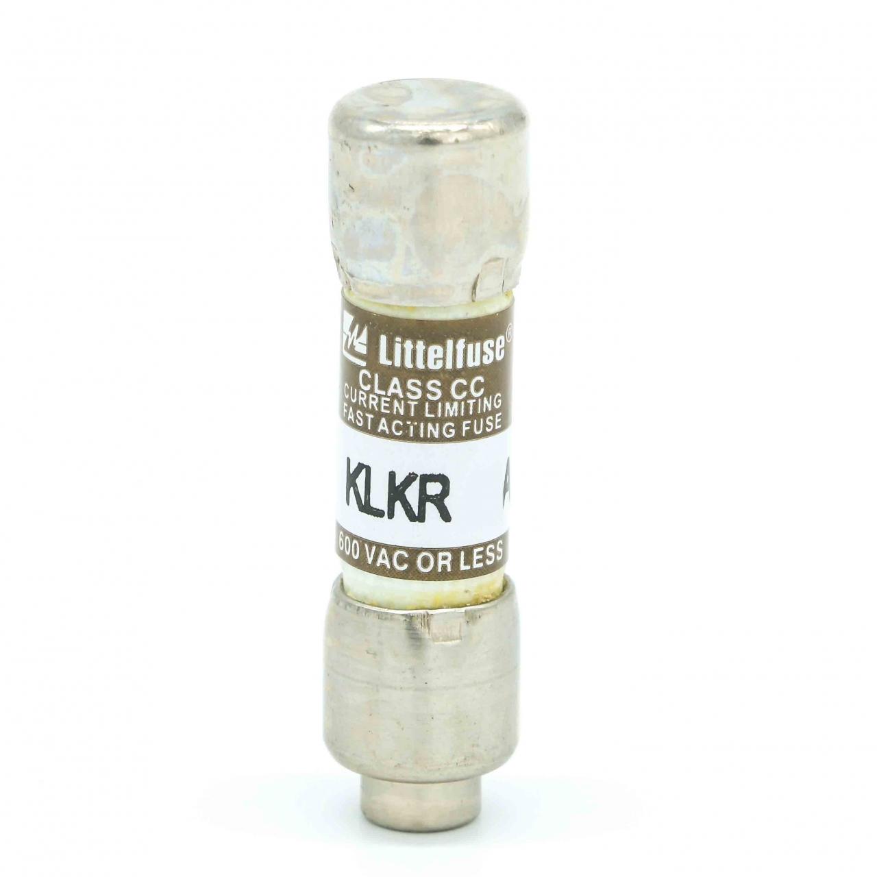 0.1 Amp 600V Fuse Current Limiting Fast Acting Littelfuse KLKR 1//10 KLKR-1//10