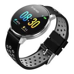 G6 Smart Watch Waterproof Blood Pressure Measurement Monitor Fitness Tracker Smartwatch Bracelet silver one size