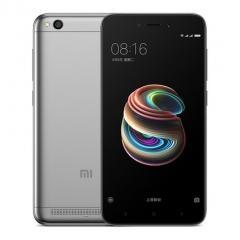 Mi Redmi 5A, 2GB+16GB, 5.5HD, 13+5MP, 3080mAh, Snapdragon 425 quad-core, Smartphone Dark Grey silvery