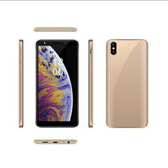 XS smartphone large screen Smartphone golden