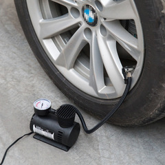 Mini car inflatable pump good motor vehicle inflatable pump
