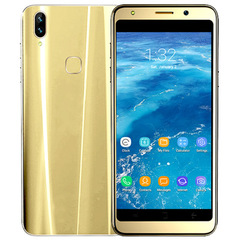 New X9 Android smartphone 5.0 inch Unicom 3G low price golden