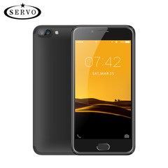 New 4G Smartphone Big Screen 5-inch Quad-core Android 6.0 Dual Card Dual Standby black