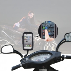 motorcycle handset bracket motorcycle Phone Mount Holder for iPhone Smartphone Mobile Phone