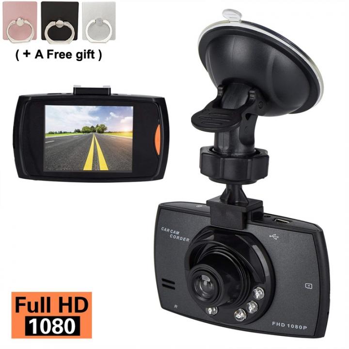 "1080P 2.2"" HD LCD Car Dash Cams DVR Night Vision Video Recorder"