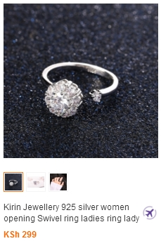 1cd8a3d077535 Kirin Jewellery 925 silver needle water drill circle long style ...