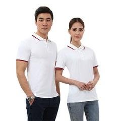 MONDAY Unisex Plain POLO Tshirt Lovers Clothes Top Dress for Men and Women Team Uniform T Shirts white xs 65% cotton 35% polyster