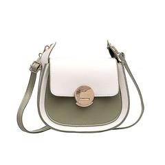 MONDAY Girls Shoulder Bag Mini Crossbody Bag Cute Handbag Women's Bags Purse green 19*16*7cm
