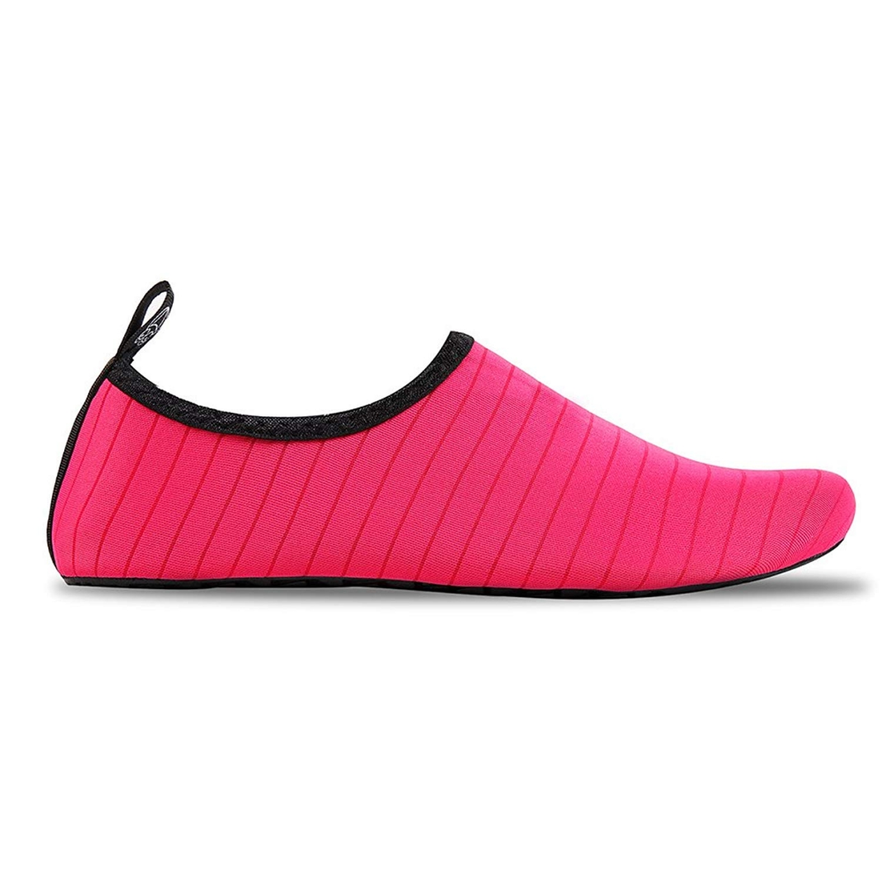 ad68c08a99d1 Water Shoes Barefoot Quick-Dry Aqua Socks for Beach Swim Surf Yoga Exercise  for Women and Men tw.rose red 44/45