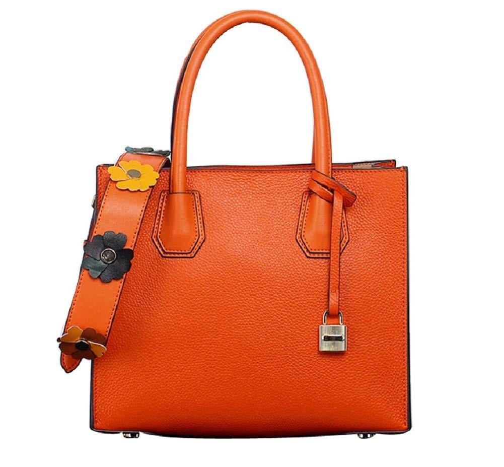 8094501b8b36 Women s Top Handle Handbags Tassel Genuine Leather Lady Satchel ...