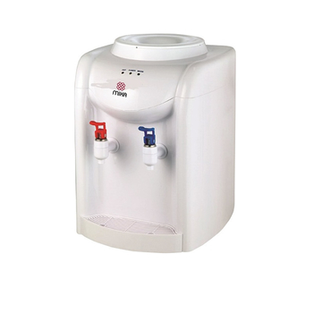 Mika Table Top Water Dispenser Hot & Normal White-WD40HN06W