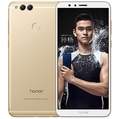 Huawei Honor 7X Mobile Phone Octa Core Dual Rear Camera 3340mAh 5.93 inch 2160*1080P Fingerprint red  4+64GB