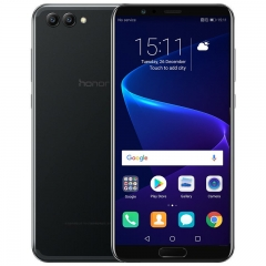 Huawei HonorV10 4+64G Honor V10 Mobile Phone 1080x2160P Dual Rear Camera Fingerprint ID NFC golden  6+64GB