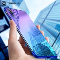 Huawei mobile phone shock drop protection shell p20 lite P20 pro such as mobile phones blue huawei p20 Pro