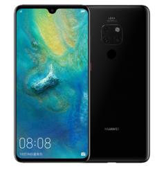 Huawei Mate 20 cellphone 6.53 inch 2244X1080P Full Screen Kirin 980 Octa Core Android 9 NFC 24MP black  6+64gb