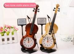 Creative portable piano alarm clock