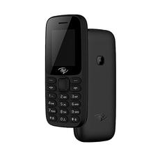 Itel 2171 Wireless FM, Torch, Dual SIM Feature Phone black
