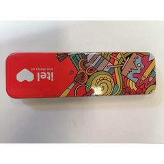 itel stationery case for  Primary school Picture color