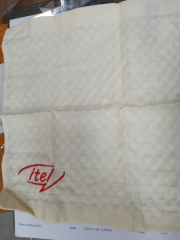 Itel Gifts Yellow Towels Yellow as picture