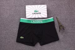 Men's Shorts Cotton Panties fashion Briefs Breathable Soft Underwear black xl