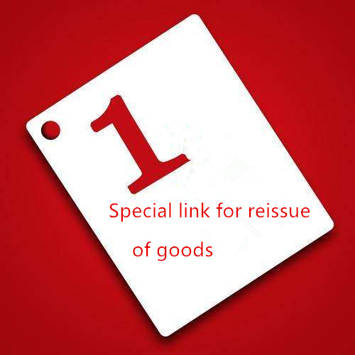 Reissue special links for commodities no color no size