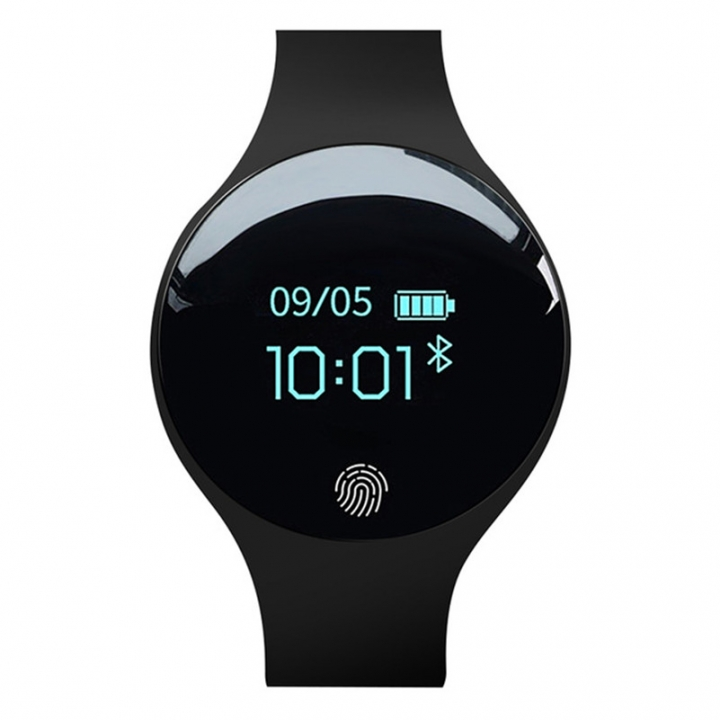 New Smart Touch Screen Watch Couple Watches Fashion Watches Top Brand Bluetooth Student Smart Clock black one size