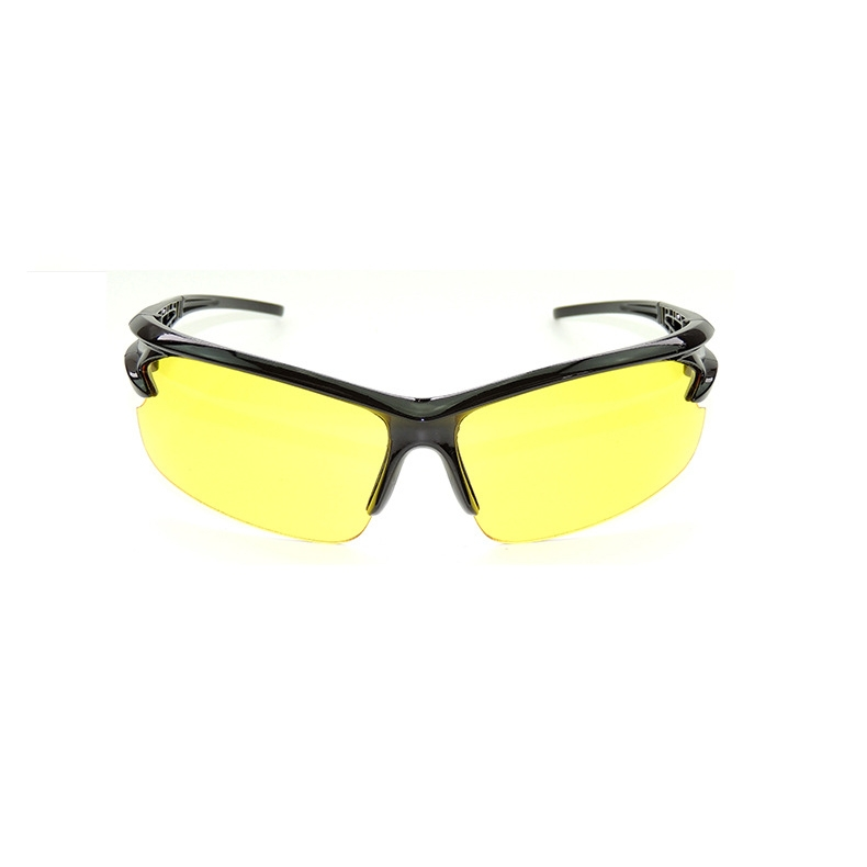 48e23a320fd Unisex HD Yellow Lenses Sunglasses Night Vision Goggles Car Driving ...