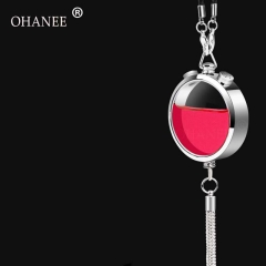 car air freshener pendant perfume  pendant auto rearview mirror air cleaner car parfume accessories red circular type