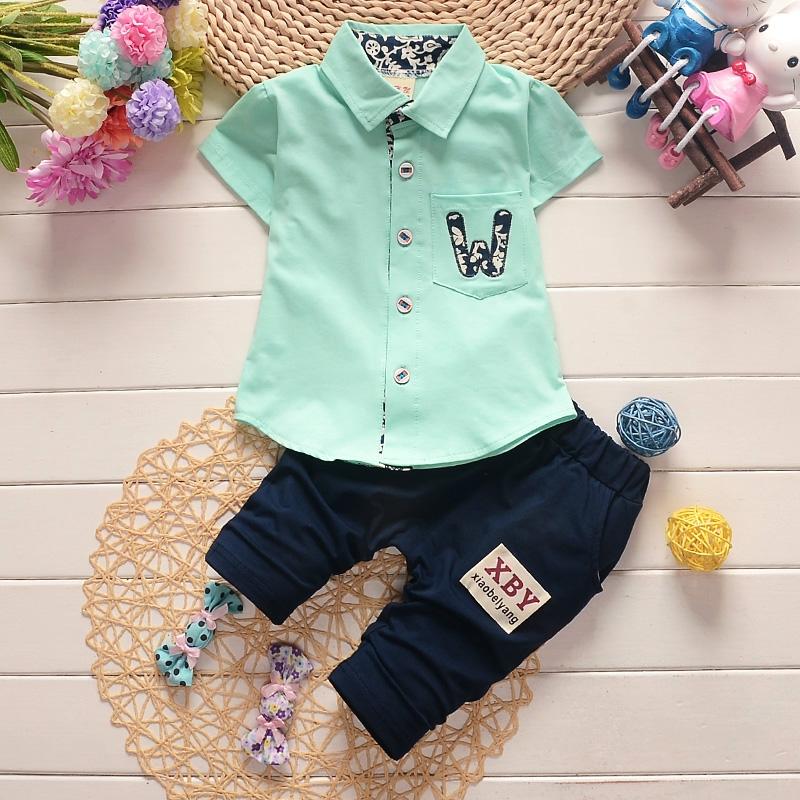 Child Kids Baby Boy Outfits Clothes T Shirt Tops+Long Jeans Denim Pants 2PCS//Set