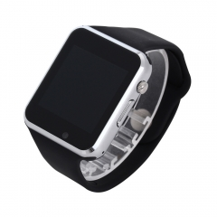 fashion smartwatch For Android Smartphone bluetooth Sport Pedometer Camera black one size