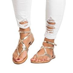 Women's Sandals Plus Size 35-43 Sandals For Women Summer Shoes Comfortable Breathable Flats beige 43