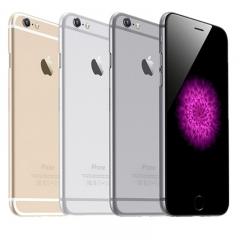 Refurbished Apple iPhone 6 Plus Unlocked Mobile Phone GSM WCDMA LTE 16/64/128GB 5.5'IPS SmartPhone 16g silver r