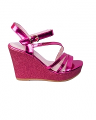 Classy and elegant ladies Wedge shoes   ZA-7 Rose 36