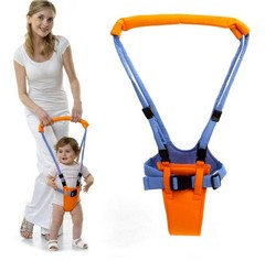 BOSA Baby Walker Learning To Walk Harness Basket Type Baby Walk Learning Assistant Belt Adjustable as picture one size