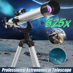 700 / 60mm 525X professional refractive telescope tripod eyepiece ordinary