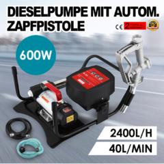 Metering oil pump Diesel metering oil pump 220V single phase metering oil pump 2400L / H