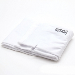 Cool Ice Silk Sunblock Sleeves Skin Protective Sleeve Outdoor Driver Sport One size Fast delivery White Normal size