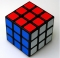 Children Toys Rubik's Cube 3 level Learning Education Brain Game for Kids Adult Local Fast delivery Black base 5.6*5.6cm