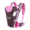 Baby Carrier  6-in-1 Convertible Carrier, 360 Ergonomic Baby Carrier Backpack pink normal